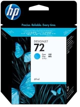 HP 72 (C9398A) - Tintapatron