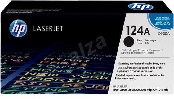 HP Q6000A fekete - Toner
