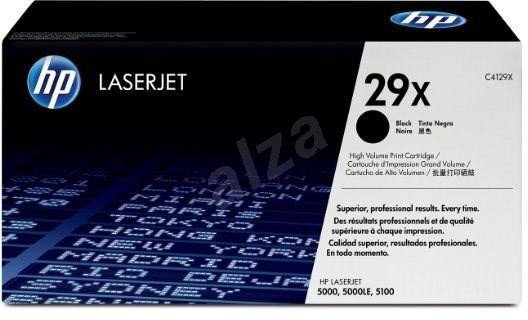 HP C4129X No. 29X Black - Toner
