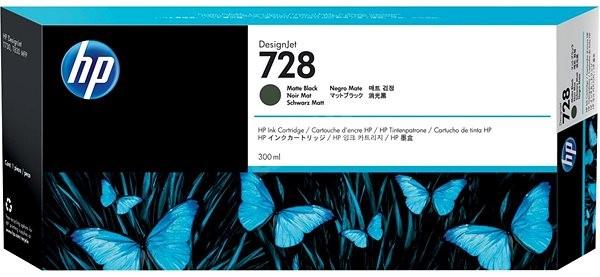 HP F9J68A no. 728 - Tintapatron
