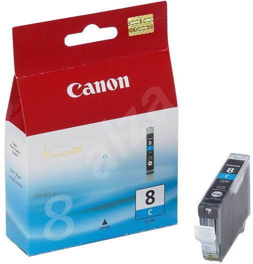 Canon CLI-8C kék - Tintapatron