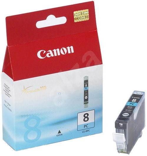 Canon CLI-8PC fotó kék - Tintapatron