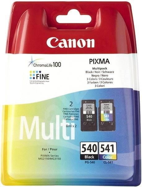 Canon PG-540 + CL-541 Multipack - Tintapatron