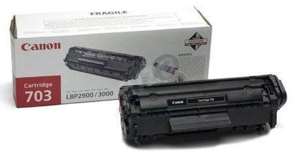Canon CRG-703 fekete - Toner