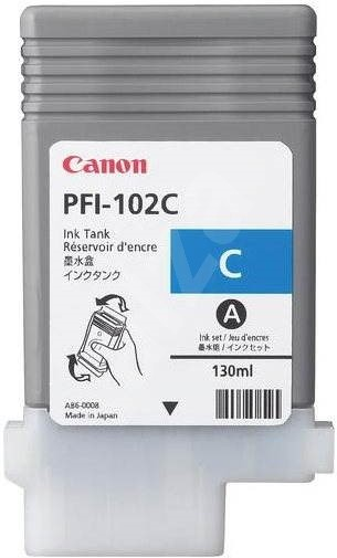 Canon PFI-102c kék - Tintapatron
