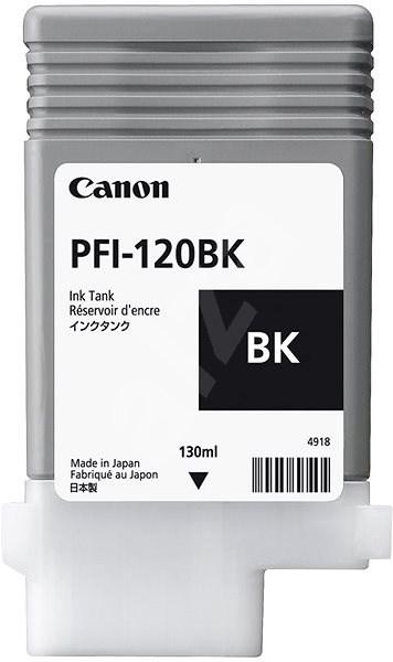 Canon PFI-120BK fekete - Tintapatron