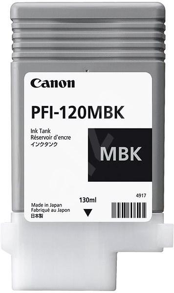 Canon PFI-120MBK matt fekete - Tintapatron