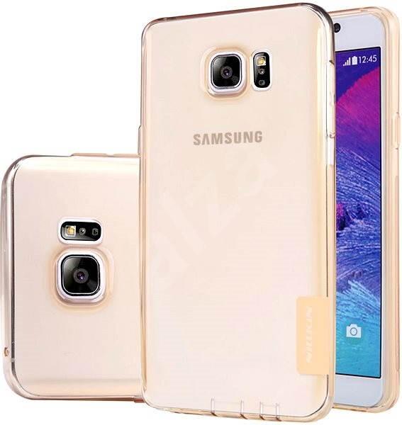 NILLKIN Nature Samsung Galaxy Note 5 N920F Brown - Mobiltelefon tok