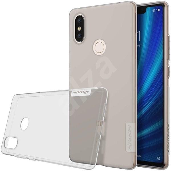 Nillkin Nature TPU a Xiaomi Mi8 SE Grey számára - Védőtok