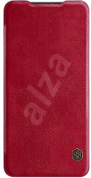 Nillkin Qin Book tok Xiaomi Mi9 készülékhez, piros - Mobiltelefon tok