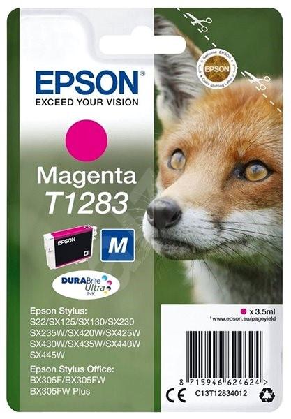Epson T1283 magenta - Tintapatron
