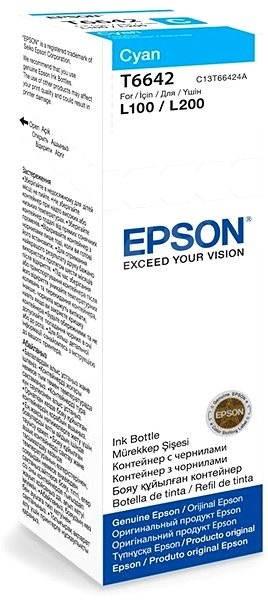 Epson T6642 cián - Tintapatron