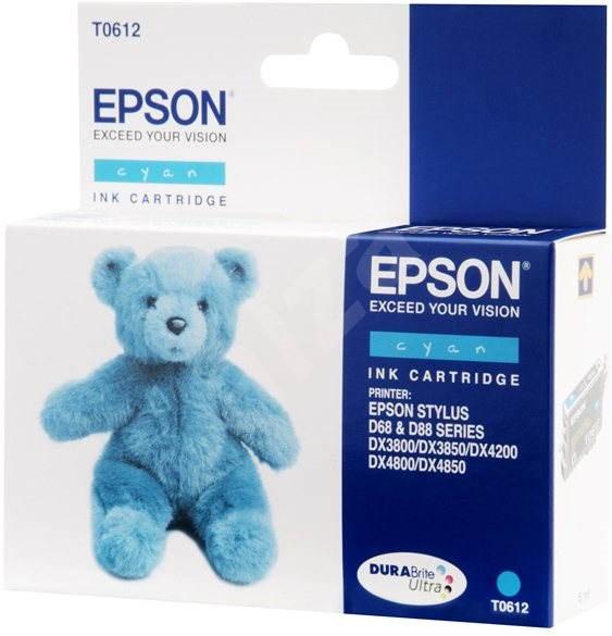 Epson T0612 Ciánkék - Tintapatron