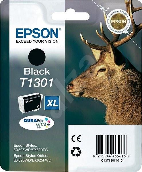 Epson T1301 fekete - Tintapatron