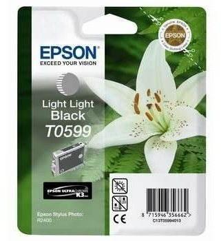 Epson T0599 extra világos fekete - Tintapatron