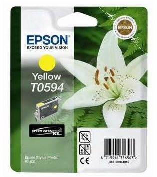 Epson T0594 sárga - Tintapatron