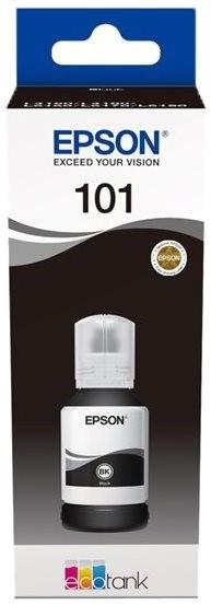 Epson 101 EcoTank Black ink bottle fekete - Tintapatron