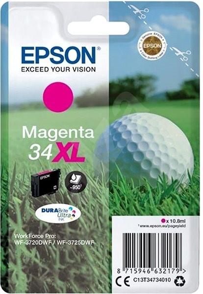 Epson T3473 Magenta XL - Tintapatron