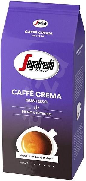 Segafredo Caffe Crema Gustoso - szemes kávé 1 kg - Kávé