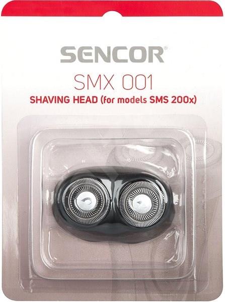 SENCOR SMX 001 Tartalék borotvafej - Férfi borotva cserefejek
