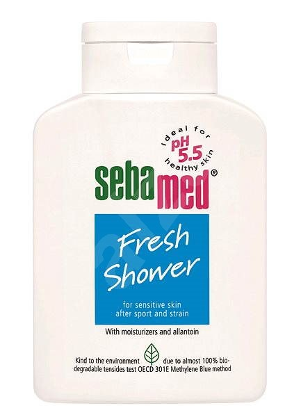 SEBAMED Shower Fresh tusfürdő 200 ml - Tusfürdő zselé