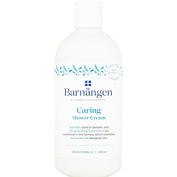 BARNÄNGEN Caring Shower Cream 400 ml - Krémtusfürdő