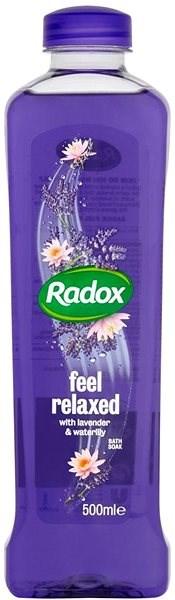 RADOX Feel Relaxed Bath Soak 500 ml - Habfürfő