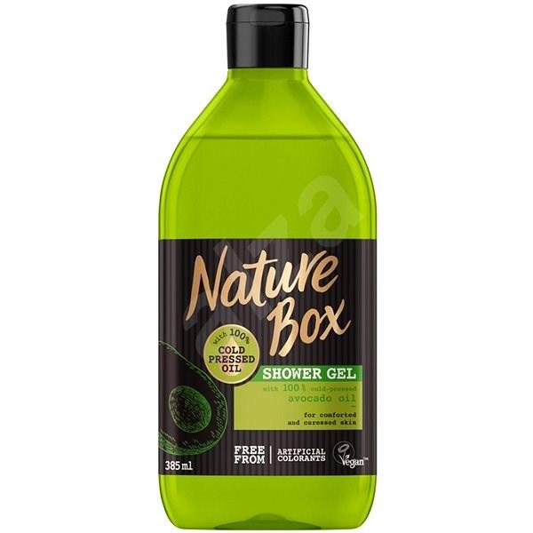 NATURE BOX Shower Gel Avocado Oil 385 ml - Tusfürdő zselé