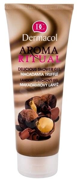 DERMACOL Aroma Ritual Macadamia Truffle Delicious Shower Gel 250 ml - Tusfürdő zselé