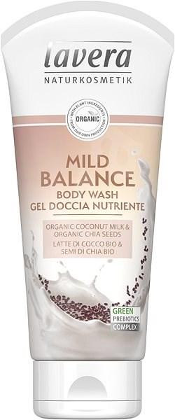 LAVERA Body Wash Mild Balance 200 ml - Tusfürdő zselé