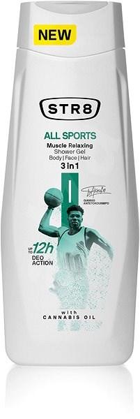 STR8 All Sports Shower Gel (400 ml) - Férfi tusfürdő