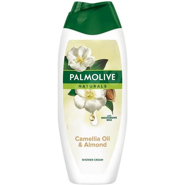 PALMOLIVE Naturals Camellia & Almond Oil Shower Gel 500 ml - Tusfürdő zselé