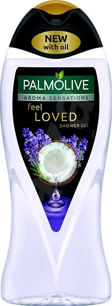 PALMOLIVE Aroma Sensations Feel Loved Shower Gel 500 ml - Tusfürdő zselé