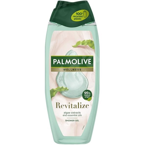 PALMOLIVE Natural Wellness Algae Shower Gel 500 ml - Tusfürdő zselé