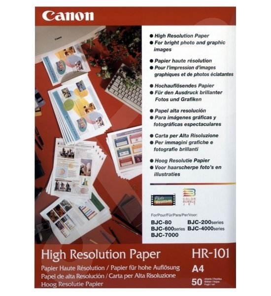 Canon HR-101 - Fotópapír