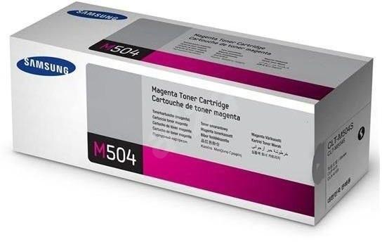 Samsung CLT-M504S bíbor - Toner