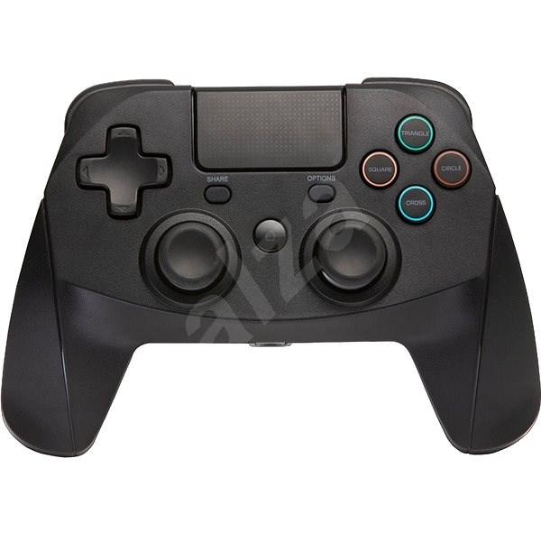 SNAKEBYTE GAME:PAD 4 S WIRELESS BLACK - Kontroller