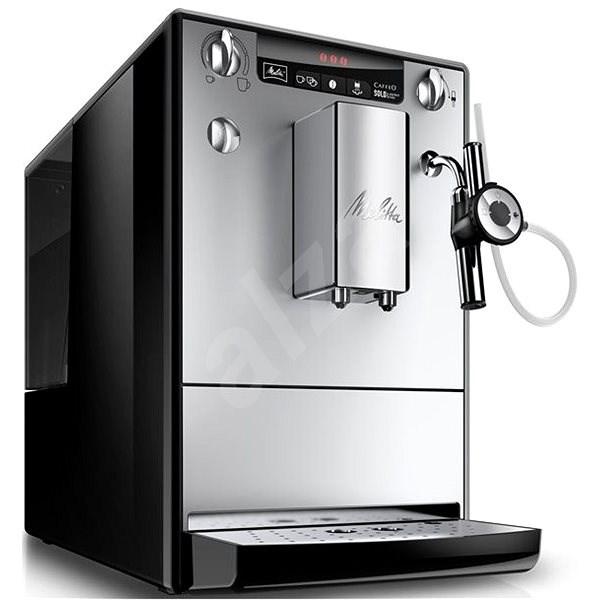 Solo Perfect Milk Ezüst - Automata kávéfőző