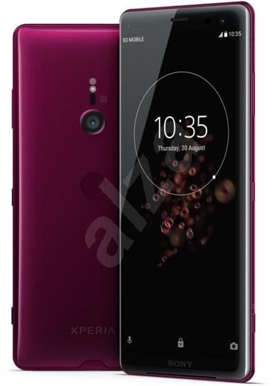 Sony Xperia XZ3, piros - Mobiltelefon