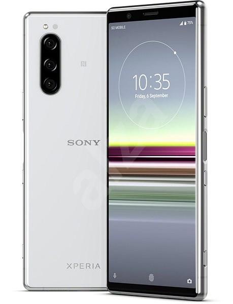 Sony Xperia 5 szürke - Mobiltelefon