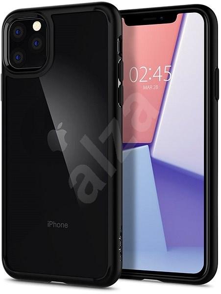 Spigen Ultra Hybrid Black iPhone 11 Pro - Mobiltartó