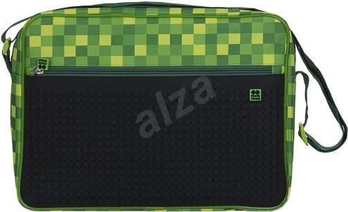 Pixie Crew PXB-04 zöld   fekete - Táska  6e64c23e11