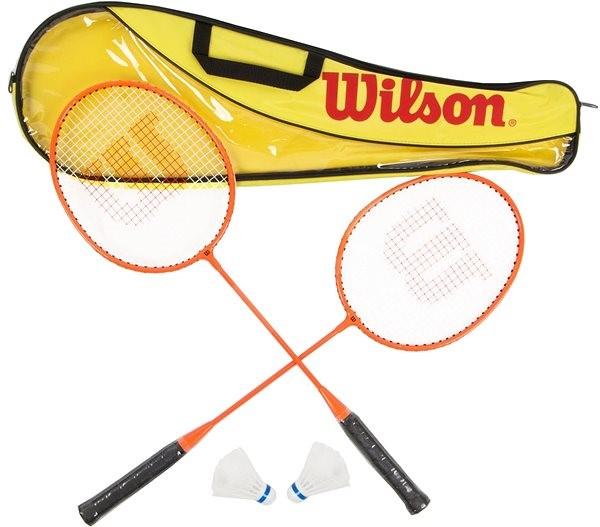 Wilson Badminton Gear Kit - Szett