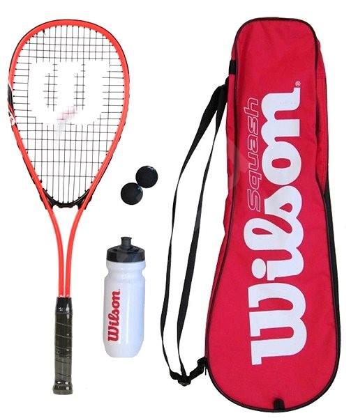 Wilson Starter Squash Kit - Squash ütő