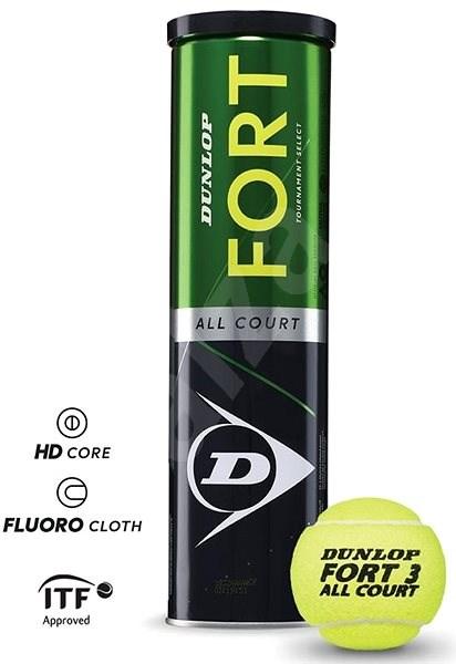 Dunlop Fort All Court TS - Teniszlabda