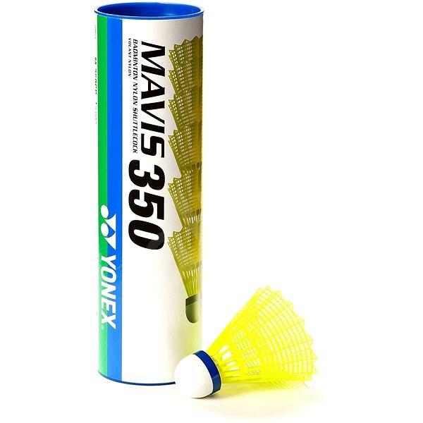 Yonex Mavis 350 sárga / lassú - Tollas labda