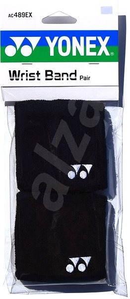 Yonex fekete csuklópánt - Csuklópánt