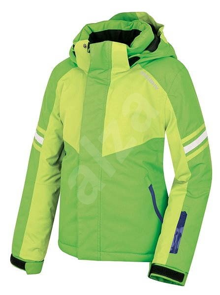 Husky Lory Zöld 134 - Motoros kabát  96af4dc335