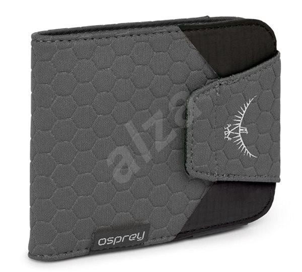 Osprey QuickLock RFID Wallet shadow grey - Pénztárca