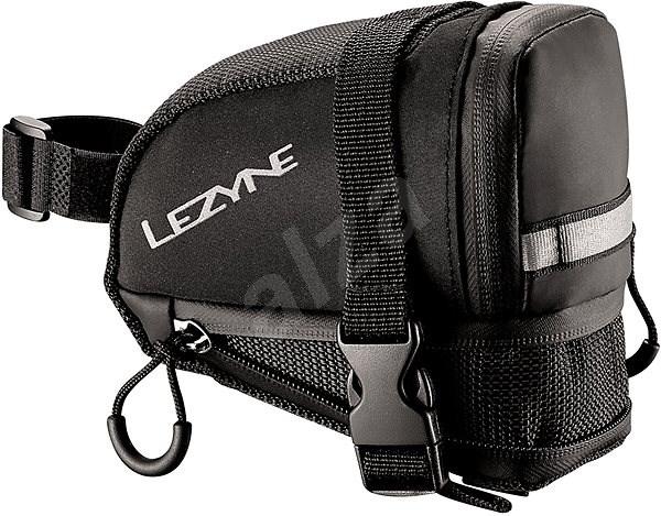 Lezyne EX Caddy fekete nyeregtáska,  0.8 L - Kerékpáros táska